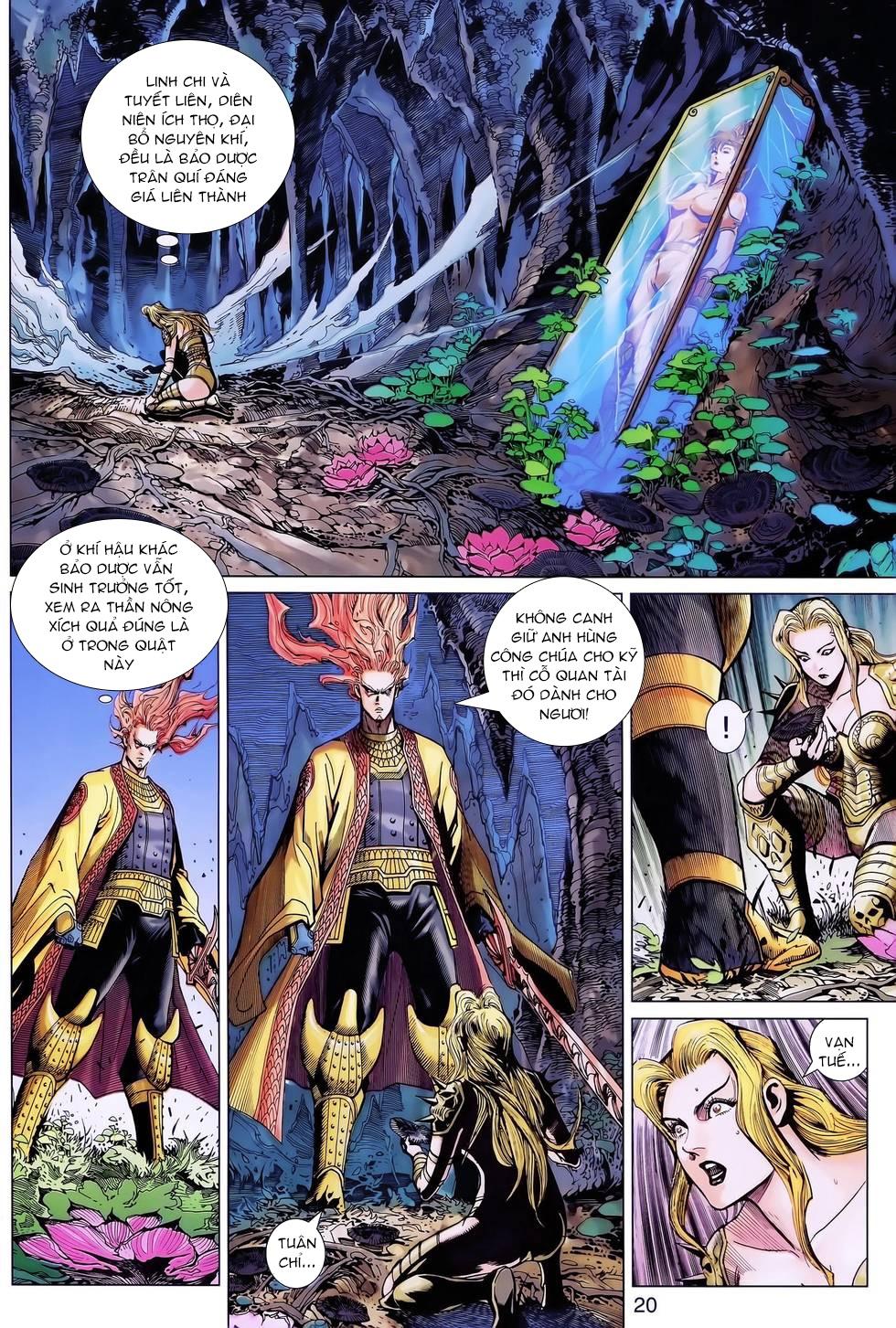 Thần binh huyền kỳ 3 - 3.5 tập 172 - 7