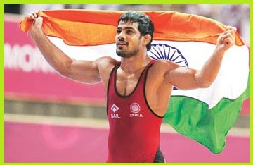 Sushil Kumar Wrestling/Wrestler Medals for India Biography Latest News Images/Videos Wikipedia