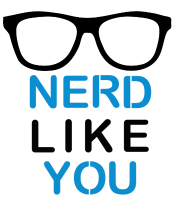 Nerd Like You www.nerdlikeyou.com