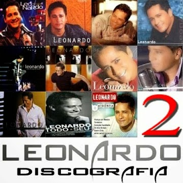 (NOVO LINK) Discografia Leonardo - Parte 02