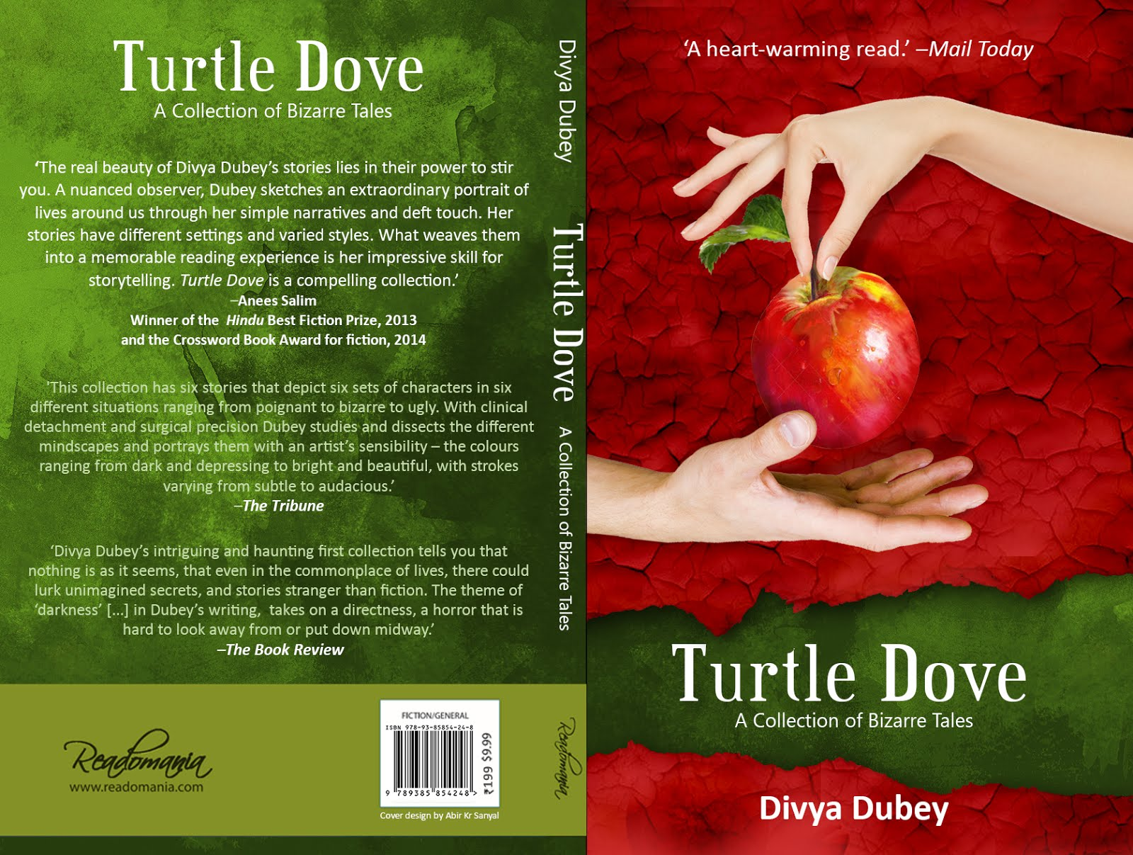Turtle Dove: A Collection of Bizarre Tales