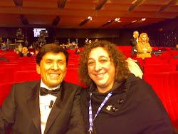 Maria Cristina Noris e Gianni Morandi