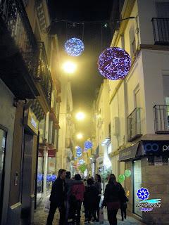 Sevilla - Navidad 2012 - Alumbrado 03