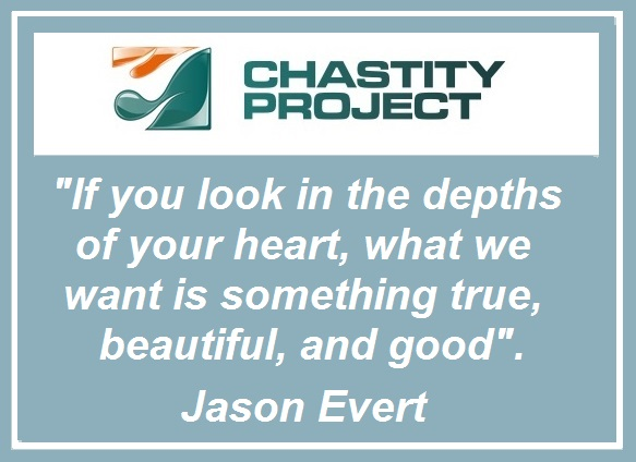 From Jason Evert