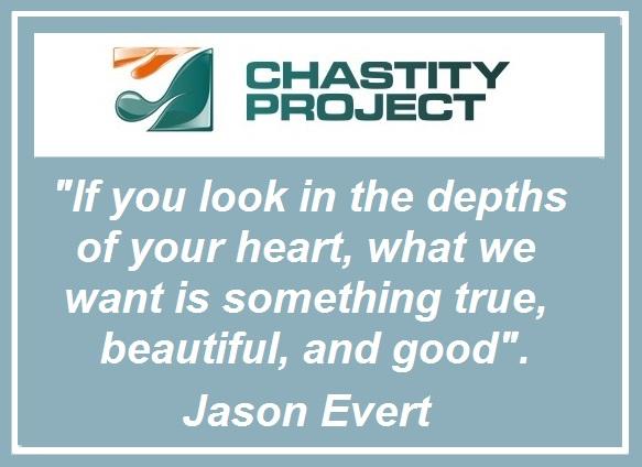 From Jason Evert