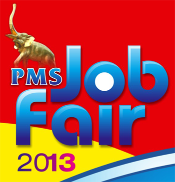 Kerja PMS Job Fair 2013 di Solo Center Point (2 - 3 November 2013