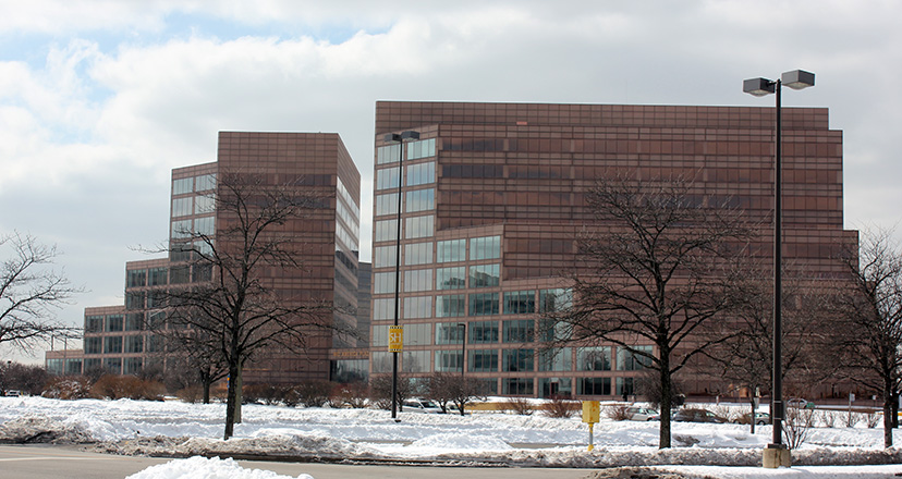 Architecturechicago plus architecture on the road for 2 mid america plaza oakbrook terrace