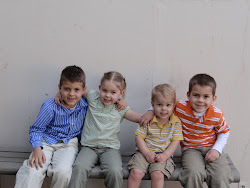 Garret, Adele, Titus and Spencer