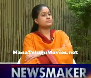 Vijayashanthi Interview in NewsMaker -14th Jan