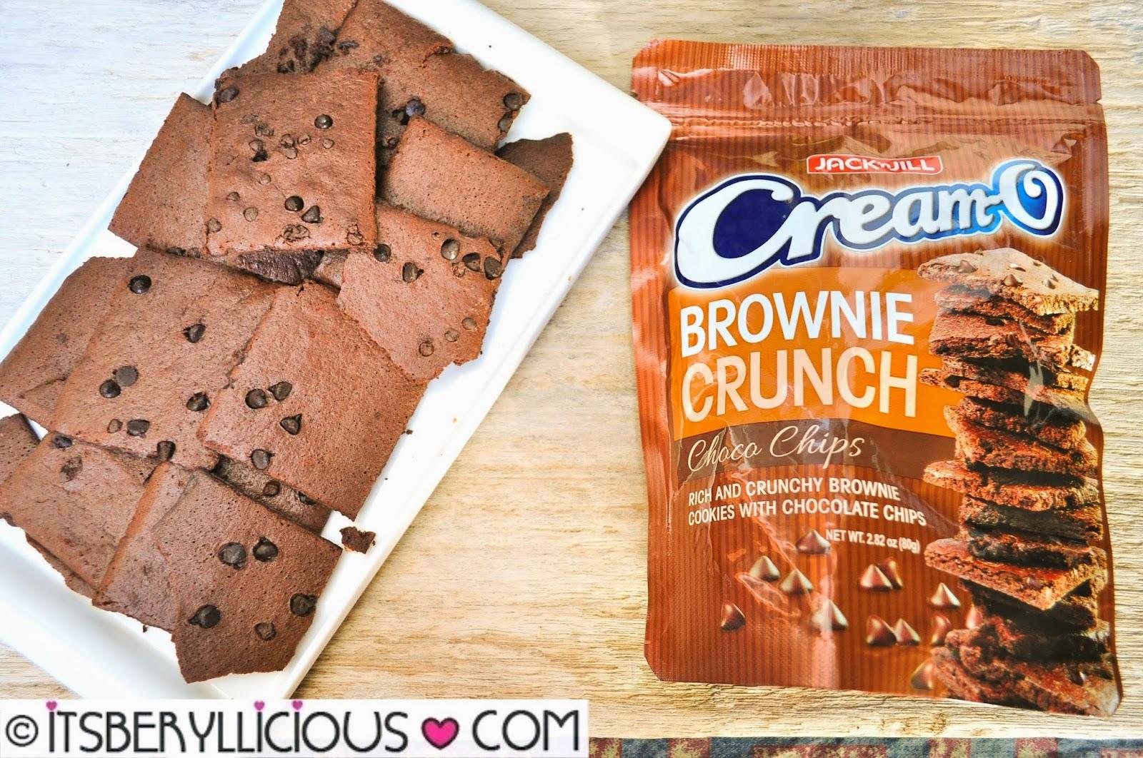 Brownie Thins Recipe — Dishmaps