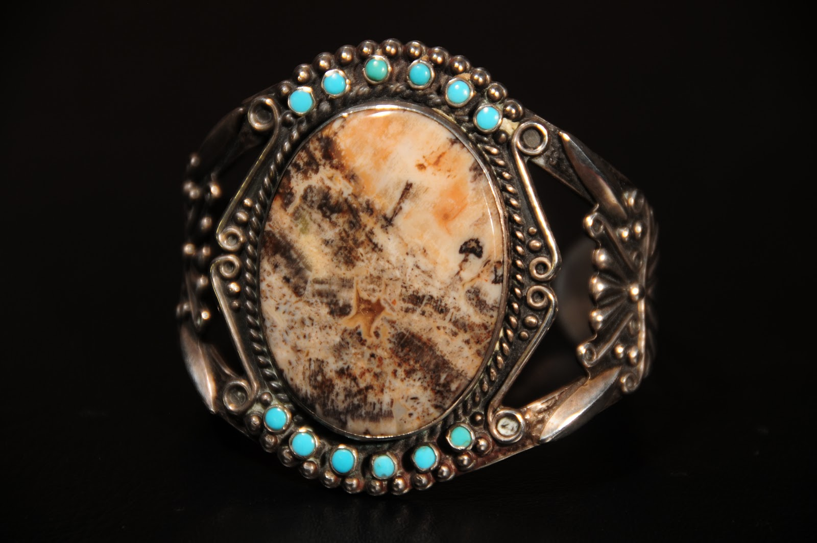 denver vintage jewelry turquoise