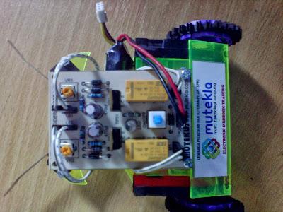 Cara Membuat Robot Avoider Sederhana