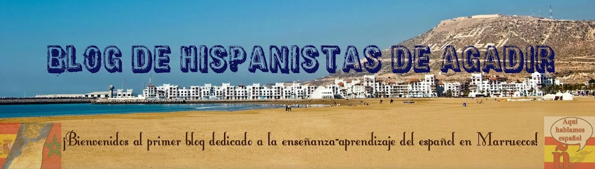Blog de Hispanistas de Agadir