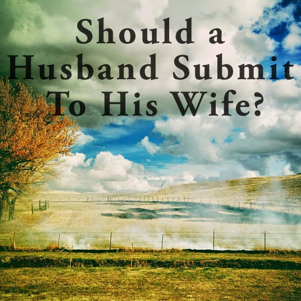 Mature wife submits