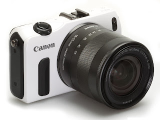 Canon EOS M Spesifikasi