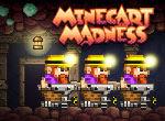 Veja o quanto você pode obter no jogo Minecart Madness.