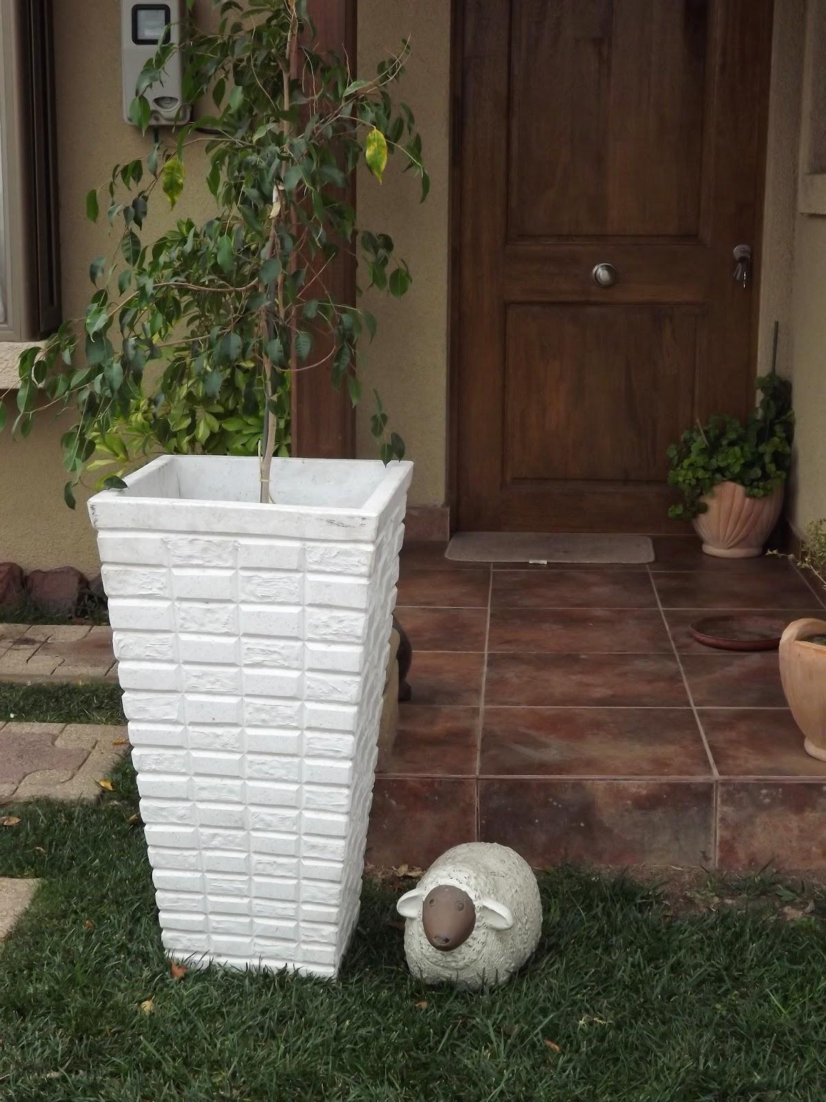 cnico alto terrazo ladrillo blanco formato a x