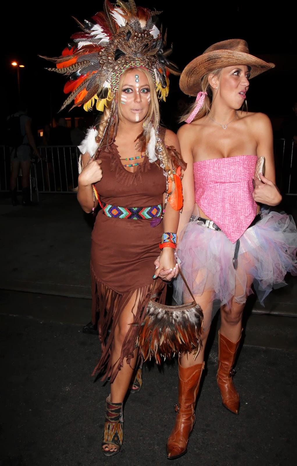 College Halloween Costumes 2012