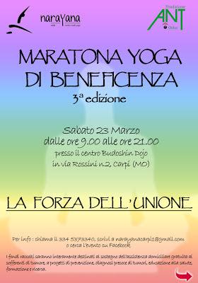 Maratona Yoga