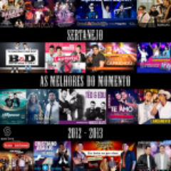 Sertanejo 2012-2013 (As Melhores do Momento) download