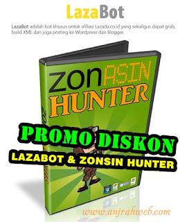 Lazada Bot Zonasinhunter Kupon Download lazada bot
