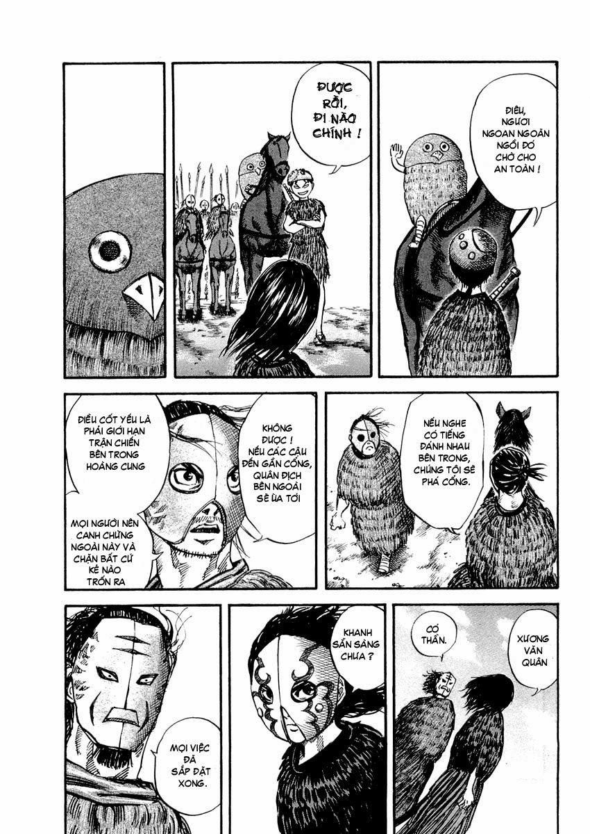 Kingdom - Vương Giả Thiên Hạ  Chapter 28 page 7 - IZTruyenTranh.com