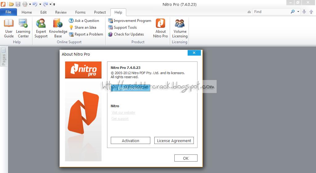 download nitro pdf for windows 8 free