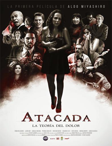 Atacada: La Teoría Del Dolor (2015) Dvdrip Latino [Drama]