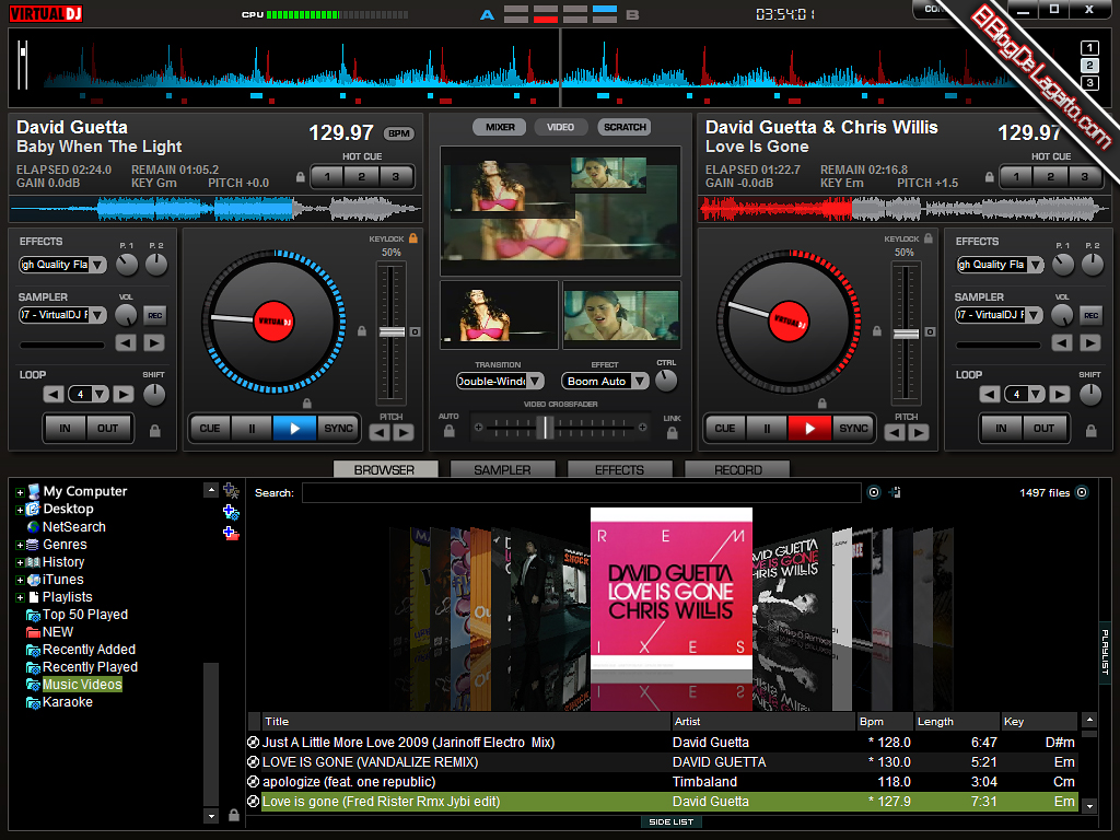 Virtual DJ PRO 7 Full Lagarto