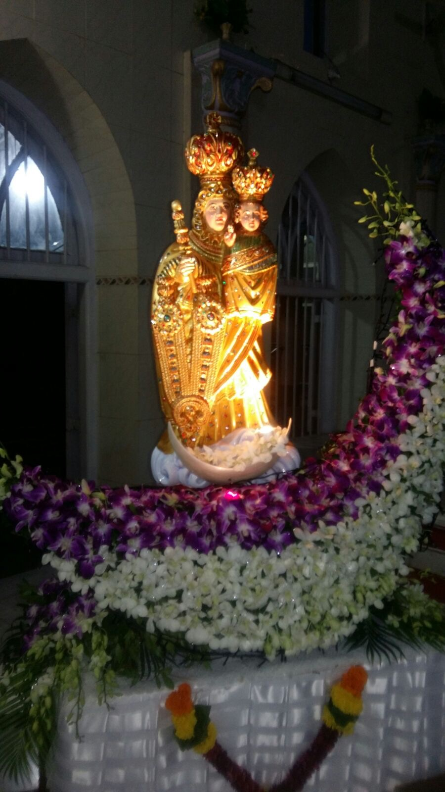 Brother Michael Capuchin India Happy Birthday To Mother Mary