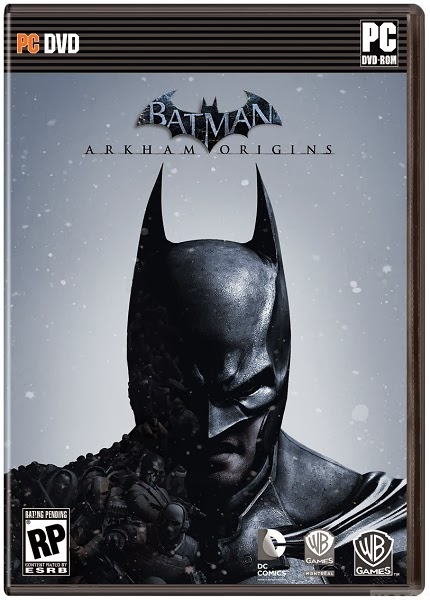 Batman Arkham Origins PC Cover