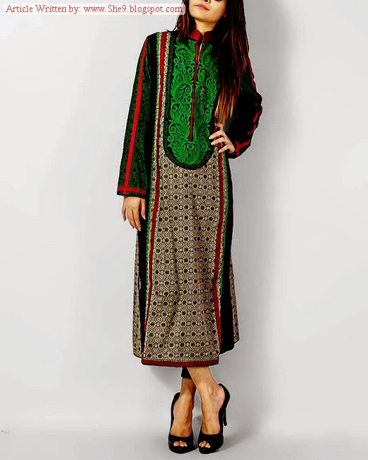 K-Eashe Designer Winter Kurti Collection