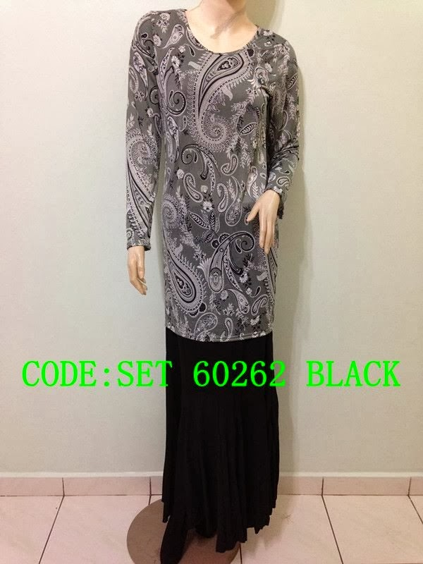 BLOUSE PLUS SKIRT RM55