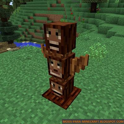 Totem Defender - defiente de los creeper con totems