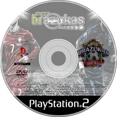 Untitled Download   Pes Brazukas 3.0   PES 2012 PS2 atualizado at 13/07/2012
