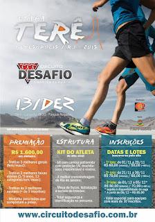 'Desafio Corrida de Rua' acontece neste domingo, 13, em Teresópolis