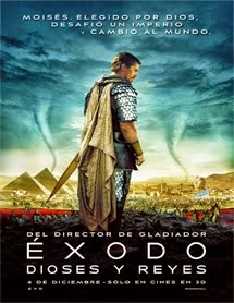 ver Exodo: Dioses y reyes / Exodus: Gods and Kings / 2014