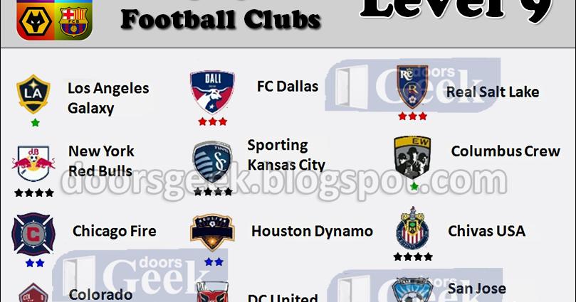 level soccer