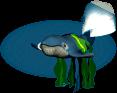 deco whale rescue mama trapped anim SW PKDX - Materiais para as Baleias livre de algas no CityVille!