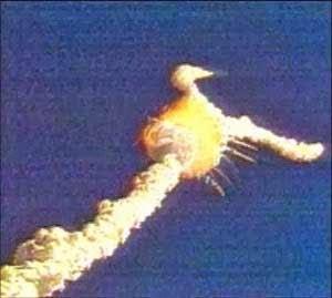 Ledakan Challenger
