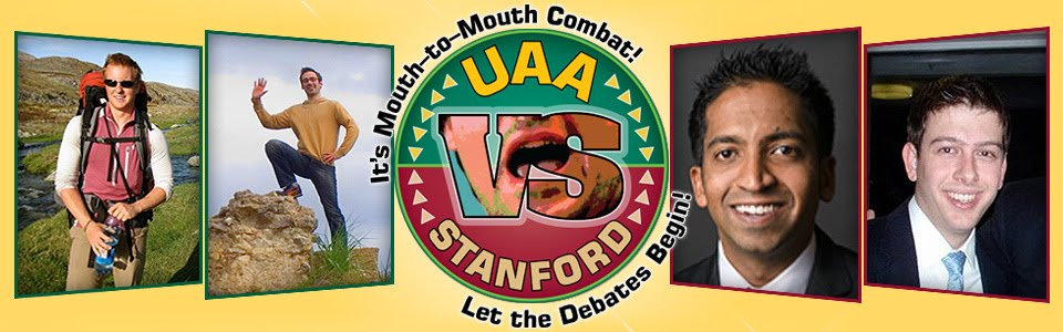 UAA-Stanford Debate