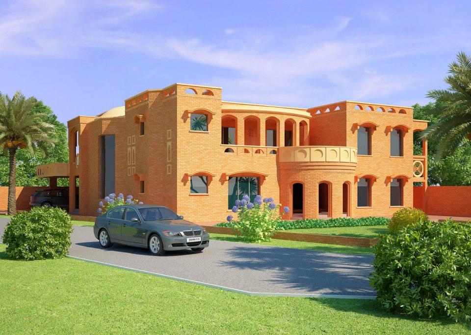 Elevation.com: Lahore 2 KanaL House Design Lahore, Dimentia House ...