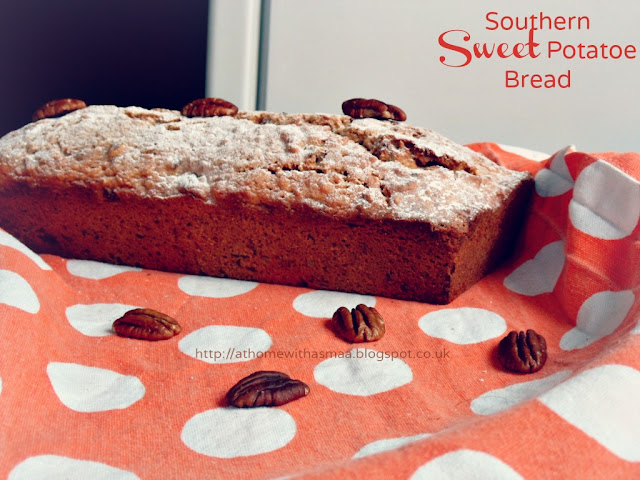 southern sweet potato bread recipe | Halal Home Cooking