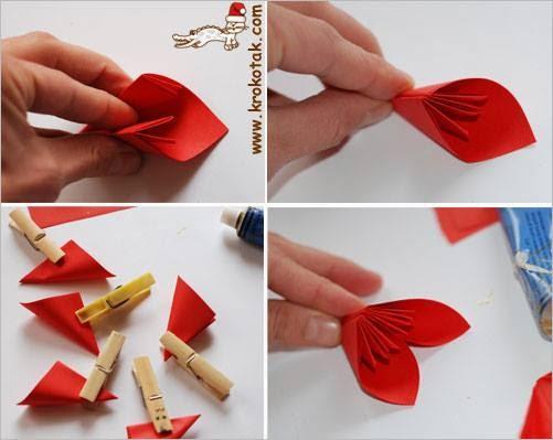 Цветы из бумаги своими руками фото оригами фото 106