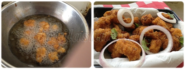 how to cook gobi fry