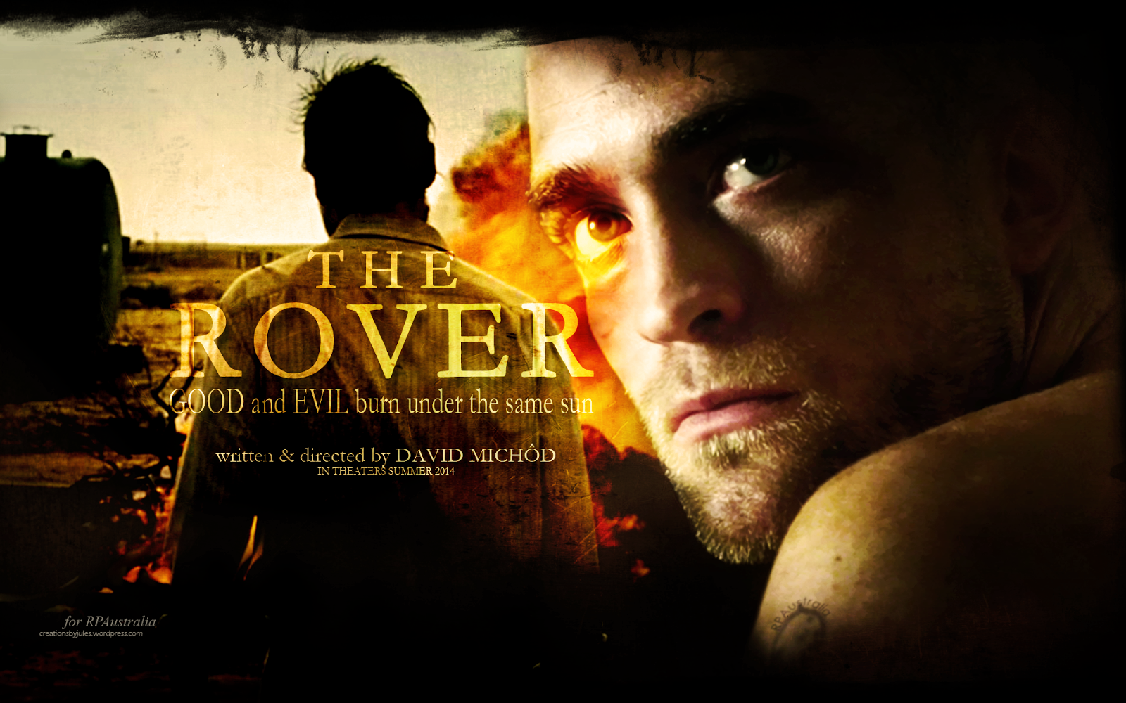 Info Sinopsis Film The Rover (2014)