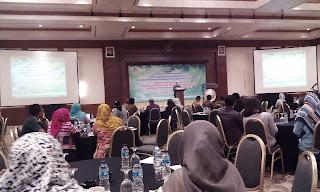 Seminar Kementrian Lingkungan Hidup