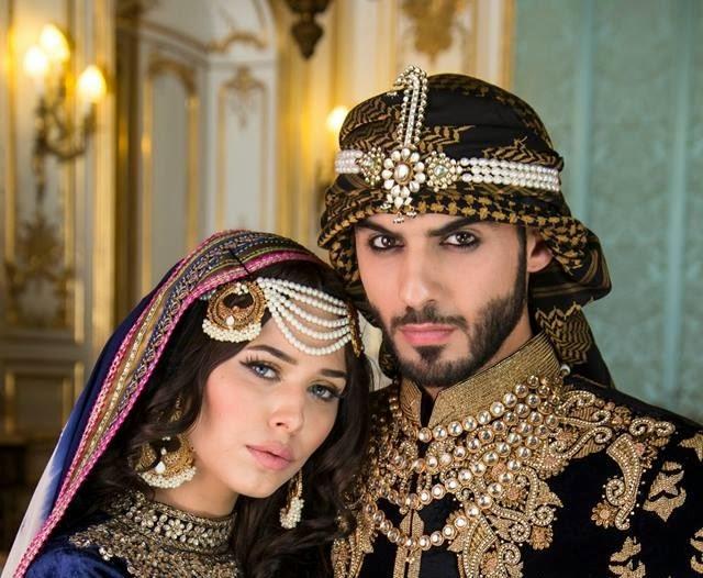 Omar Borkan Al Gala Wedding Pics