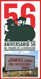 ¡Cuba sí, yanquis no! Jamais nous ne serons une néocolonie yankee
