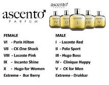 Ascento Parfum